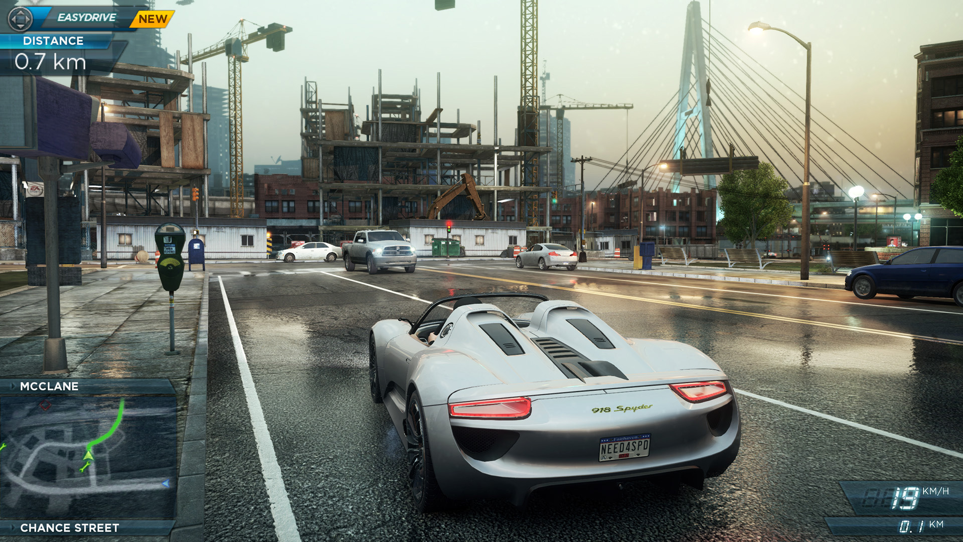 game đua xe oto hay nhất cho pc Need for Speed: Most Wanted